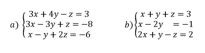 metodo de gauss 3x3 explicacion y ejercisios resueltos paso a paso