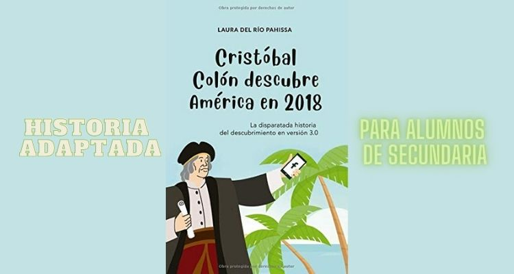 Cristóbal Colón descubre América en 2018