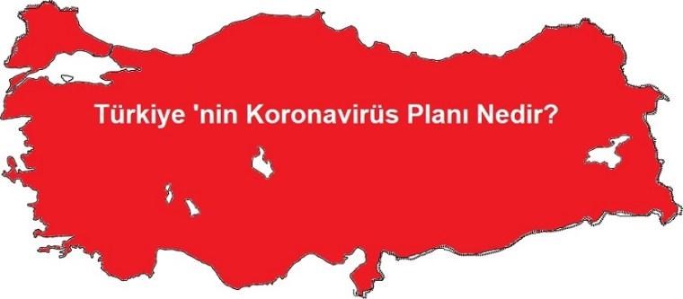 Türkiye 'nin korona virüs planı