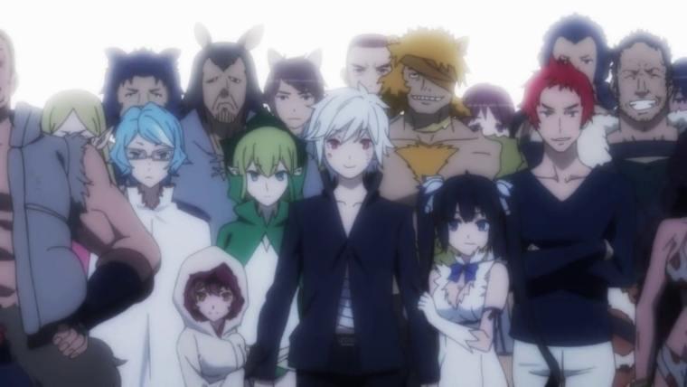 DanMachi anime incelemesi