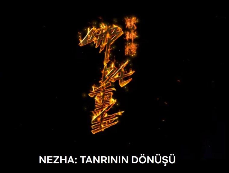 Nezha 2 Tanrının Dönüşü