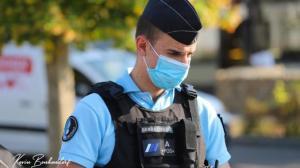 Gironde : Après avoir frappé à coups de poing un gendarme il écope de prison avec sursis