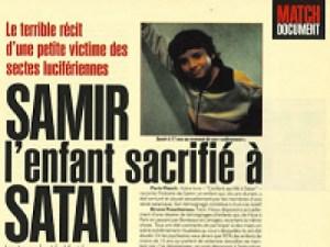 Lorsque Paris Match informait sur les Loges Lucifériennes Pédo-Sataniques – Kripten / Abrasax