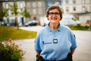 Isabelle Riquet : la gendarmerie chevillée au corps