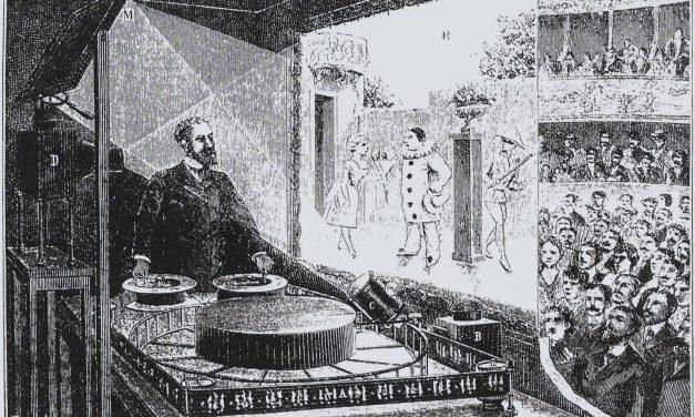 Les Pantomimes lumineuses d'Émile Reynaud appartiennent à la Mémoire du monde