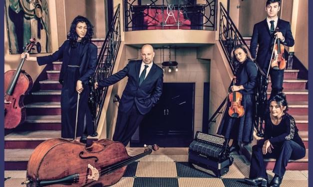 Le Monti Mélodie Quintet fait son cinéma de la chanson française
