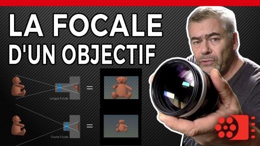 Cinéastuces : qu'est-ce que la focale d'un objectif ?