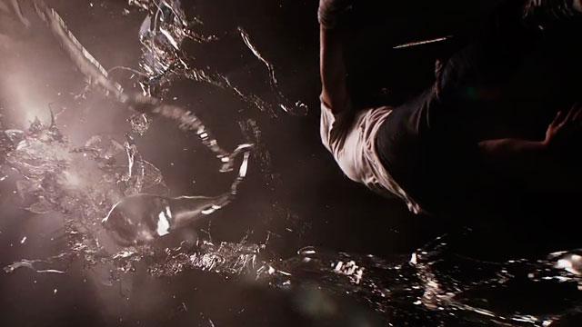 [Vidéo] Sauter dans le vide pour trouver la vie : le superbe court-métrage de Julien Vanhoenacker