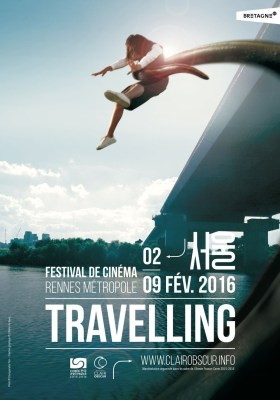 Travelling festival affiche