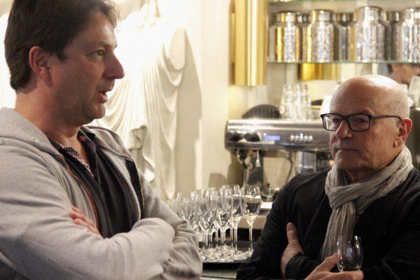 Ivan Corbisier & Volker Schlöndorff.