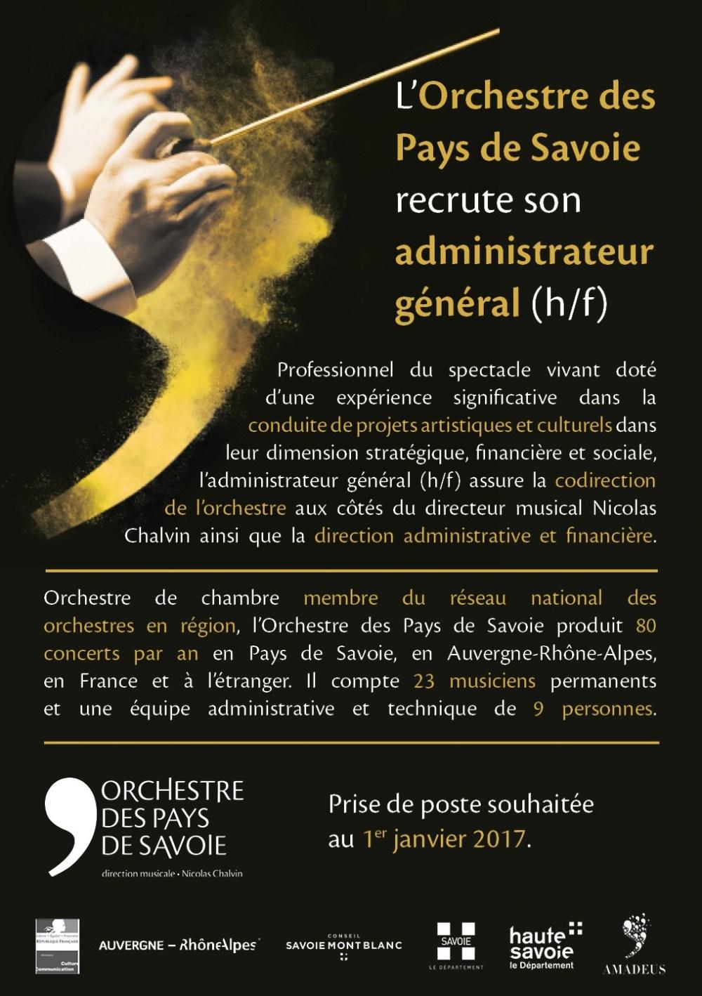 Orchestre des Pays de Savoei