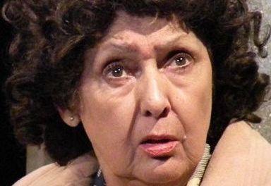 RIP. Tania Sourseva, actrice et co-fondatrice du théâtre Toursky (1930-2017)