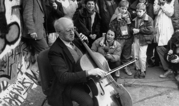 Musique : hommage au violoncelliste Rostropovitch décédé il y a dix ans