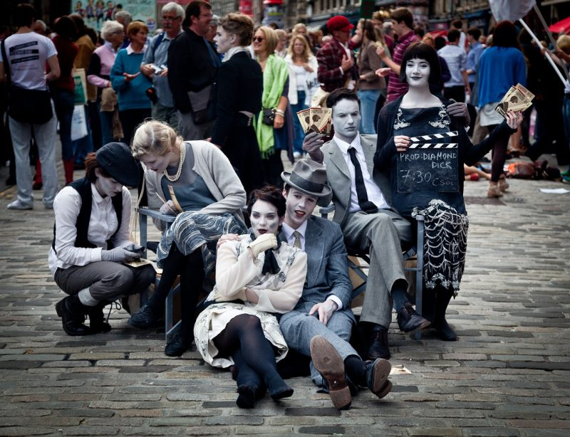 Strasbourg – 1 comédien homme (25-35 ans) pour incarner un crieur public dans le cadre d'un marketing de rue