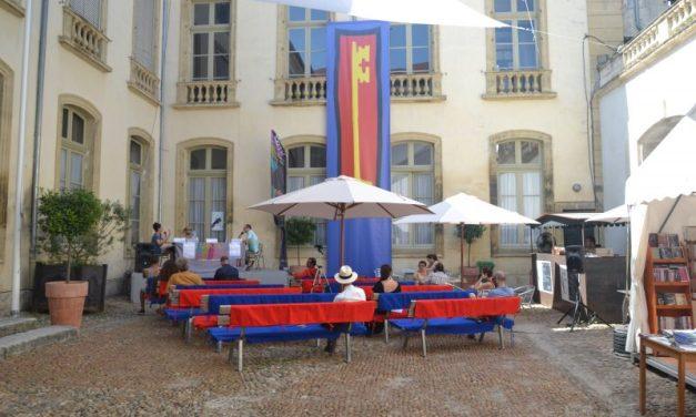 Avignon 2017 – 21/07. Débat sur «l'écriture et le jeune public» animé par Profession Spectacle à la Maison Jean Vilar