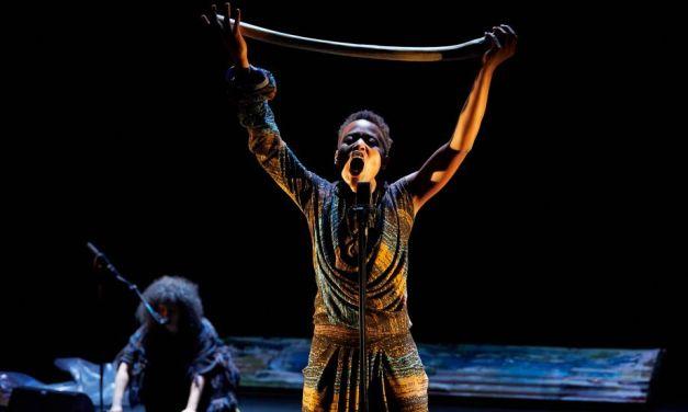 Festival d'Avignon – «Unwanted», le chant de bataille de Dorothé Munyaneza