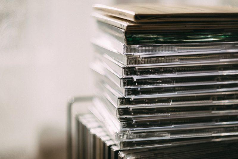 Musique : les CD en voie de disparition dans les magasins américains