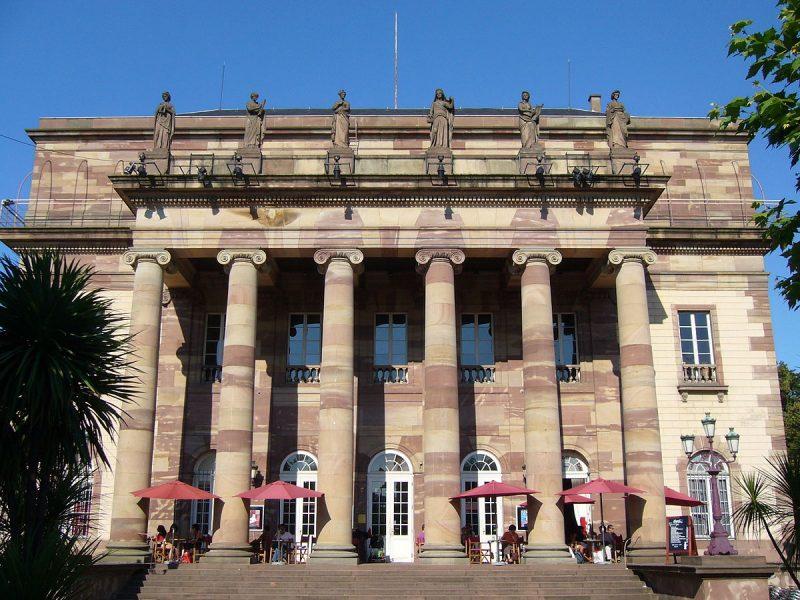 Strasbourg – L'opéra national du Rhin recrute un artiste peintre en décors (h/f)