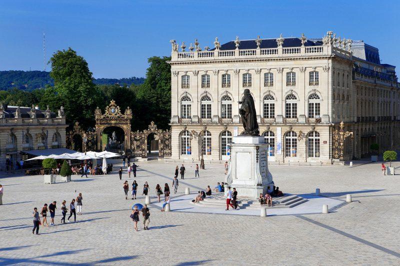 La ville de Nancy recrute un électricien sonorisation (h/f)