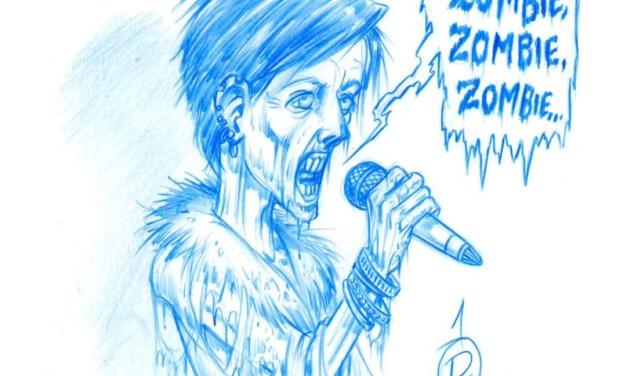 L'Œil de R.O.C – Dolores O'Riordan ne reprendra finalement pas «Zombie»… ici-bas