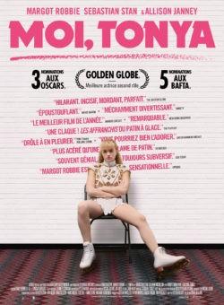 Affiche de, Moi, Tonya, film de Craig Gillespie, avec Margot Robbie, Sebastian Stan et Allison Janney