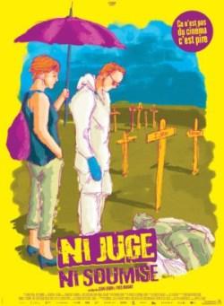 """Affiche de """"Ni juge, ni soumise"""" de Jean Libon et Yves Hinant avec Anne Gruwez"""