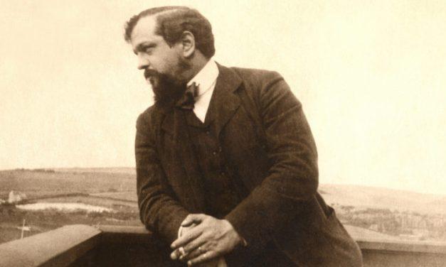 Hommage – Il y a 100 ans, la mort de Claude Debussy (1862-1918)