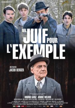 Jacob Berger, Un Juif pour l'exemple, Suisse (affiche)