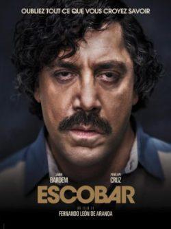 Fernando León de Aranoa, Escobar, avec Penélope Cruz, Javier Bardem, Peter Sarsgaard (affiche)