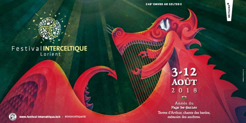 Interceltique 2018 – 9 artistes internationaux à ne pas rater !