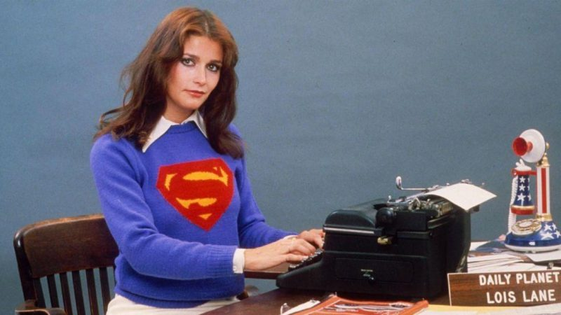 RIP. Margot Kidder, la Lois Lane des films «Superman» (1948-2018)