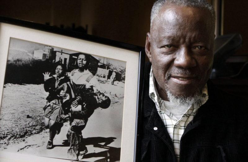 RIP. Sam Nzima, célèbre photographe de l'Apartheid, est mort
