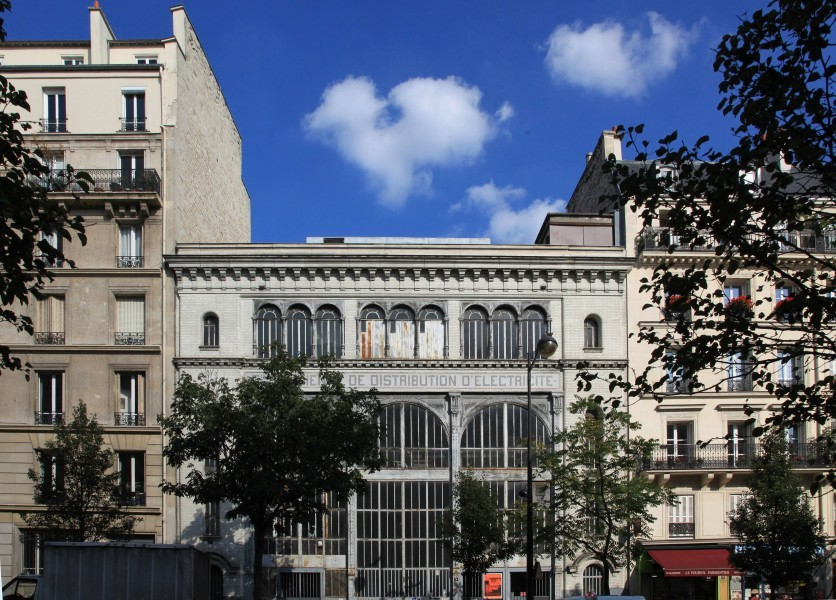 Paris : éclaircie pour le futur cinéma Etoile Voltaire