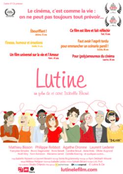 Isabelle Broué, Lutine (affiche)