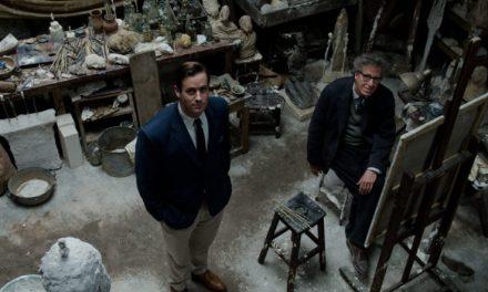 «Alberto Giacometti, The Final Portrait» : biopic cosmopolite