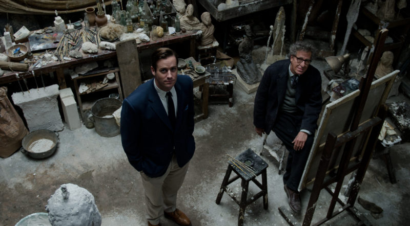 « Alberto Giacometti, The Final Portrait » : biopic cosmopolite