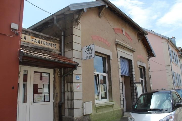 Le Bar Atteint à Belfort (crédits : Morgane Macé / Profession Spectacle)