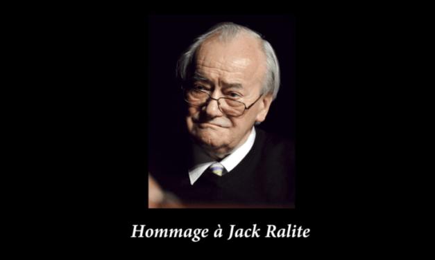 Vidéo. Hommage à Jack Ralite à la Maison Jean-Vilar (Avignon)