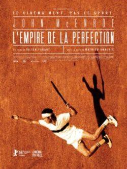 Julien Faraut, L'Empire de la perfection, avec John McEnroe (affiche)