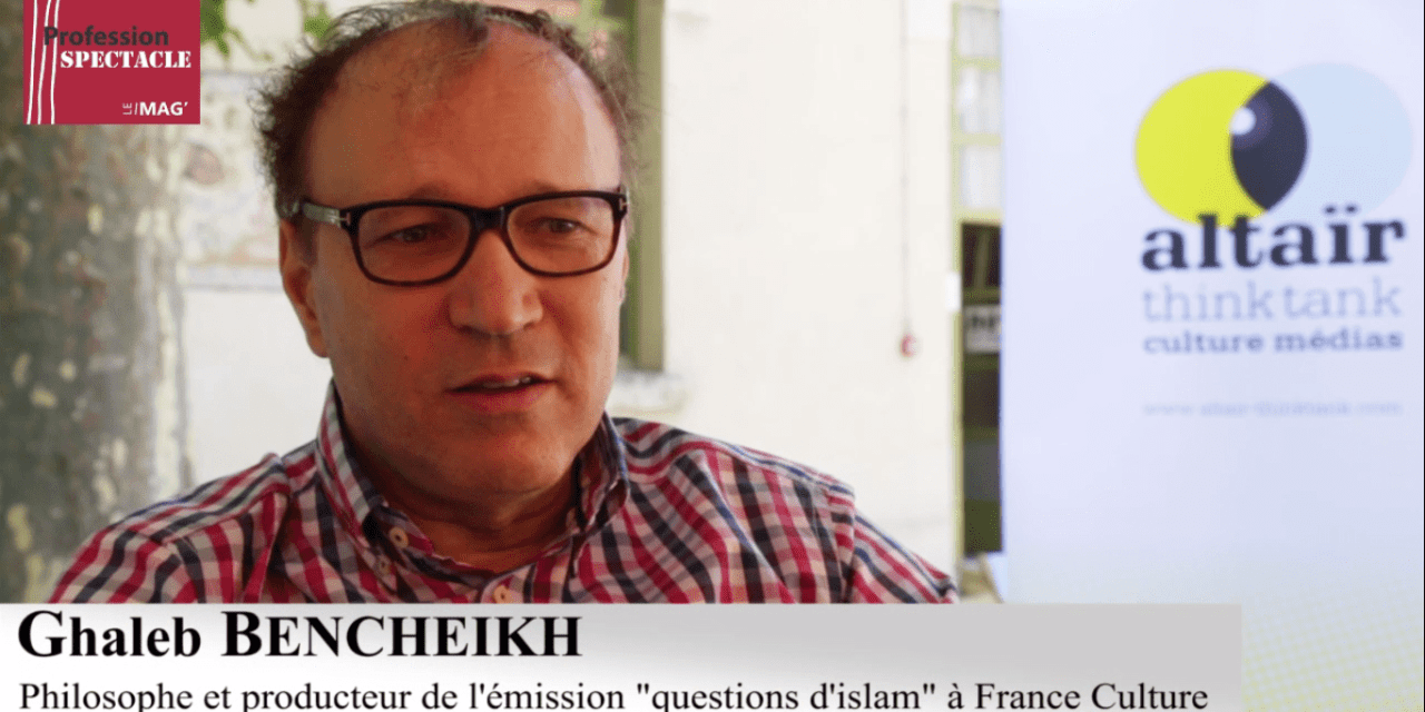Rencontre avec Ghaleb Bencheikh autour du fait religieux au XXIe siècle