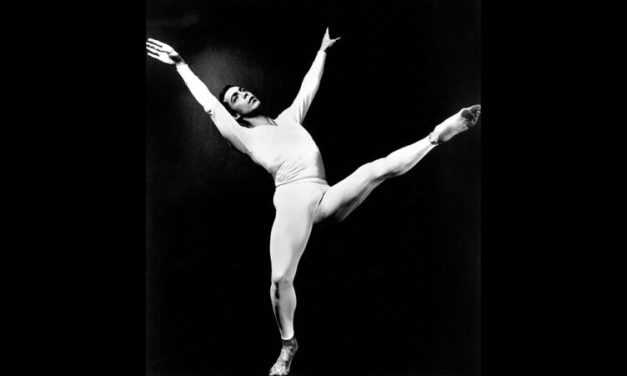 RIP.  Paul Taylor, chorégraphe américain et géant fondateur de la danse moderne