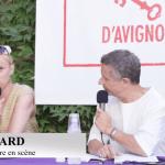Vidéo. Phia Ménard défie le pouvoir patriarcal