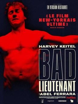 affiche film bad lieutenant