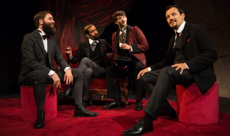 «Et si on ne se mentait plus?»– Vaudeville et biopic réunis au Lucernaire!