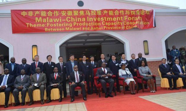 L'expansion de la langue chinoise au Malawi et en Afrique