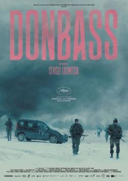Sergei Loznitsa, Donbass, Ukraine (affiche)