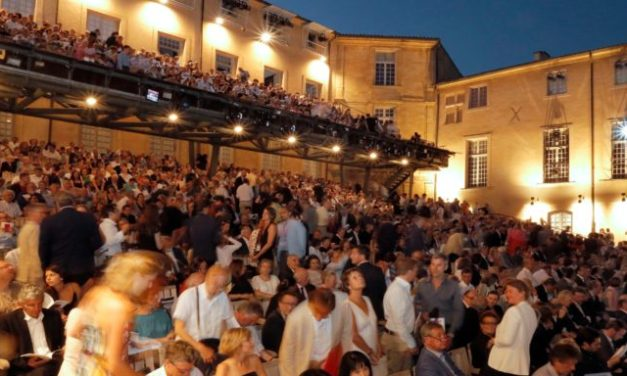 Urgent – Le Festival d'Aix-en-Provence recrute un chargé de production (h/f)