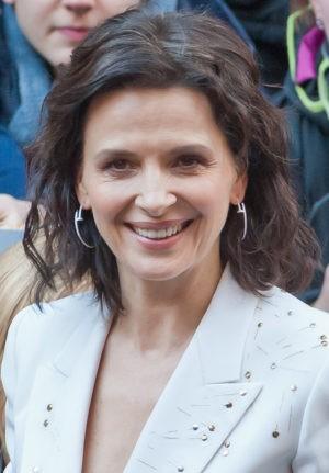 Juliette Binoche à la Berlinale 2015 (crédits Siebbi)