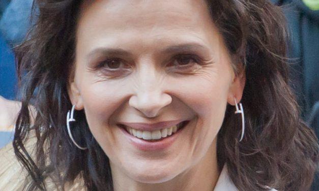 Juliette Binoche présidente du jury du 69e festival de Berlin