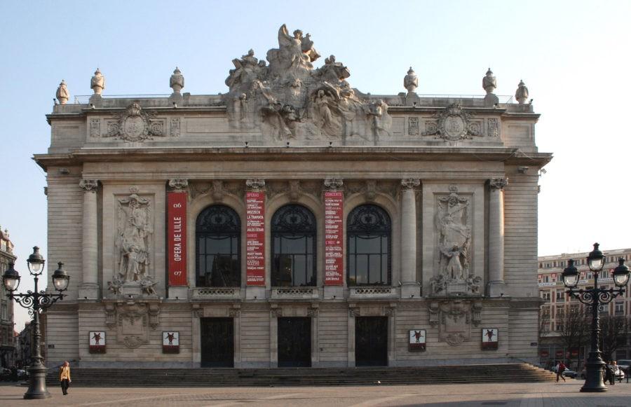 L'Opéra de Lille recrute son Responsable Communication (h/f)